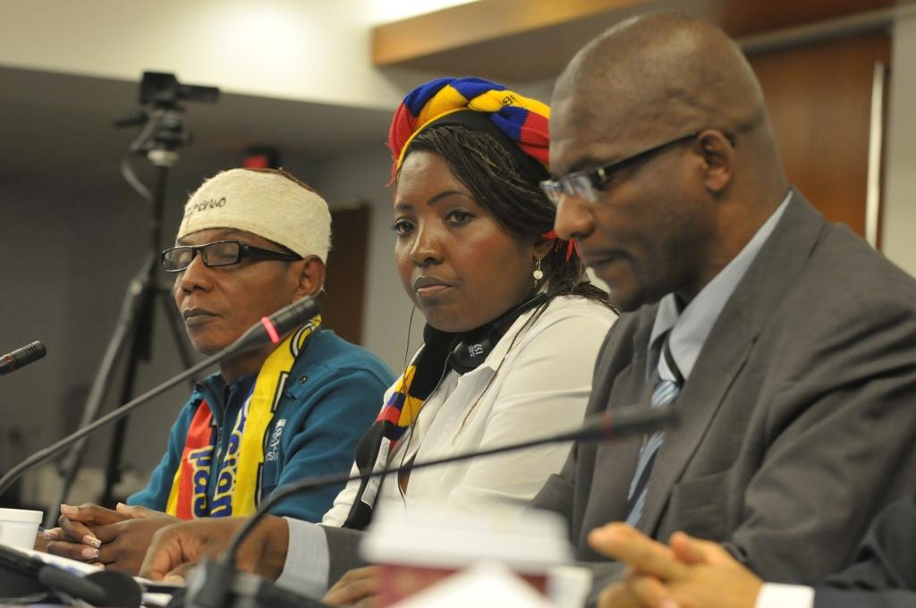 líderes sociales afro