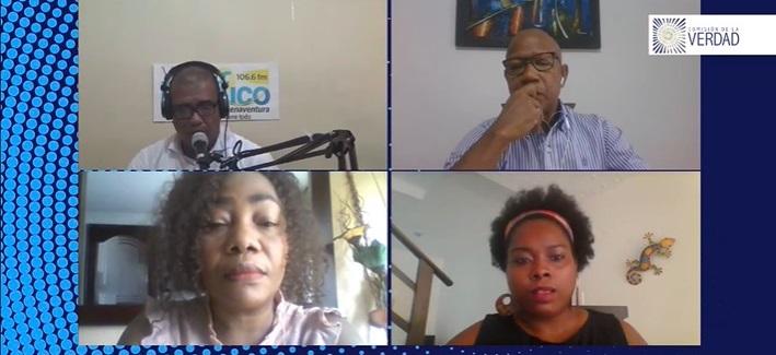 Conversación de la comisión de la verdad