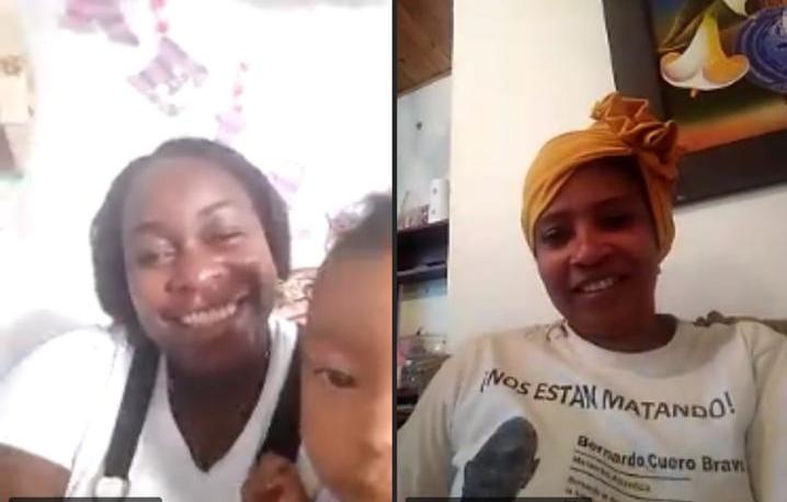Mujeres afrocolombianas enfoque de género